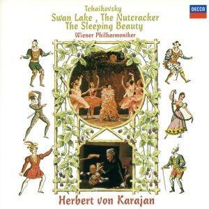 チャイコフスキー:3大バレー/ヘルベルト・フォン・カラヤン/ウィーン・フィルハーモニー管弦楽団|bookoffonline