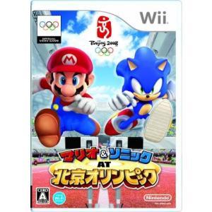 マリオ&ソニック AT 北京オリンピック/Wii|bookoffonline