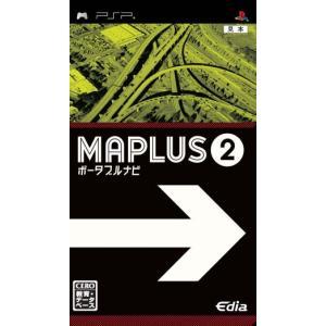 MAPLUS ポータブルナビ2/PSP bookoffonline