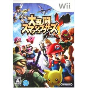 大乱闘スマッシュブラザーズ X/Wii