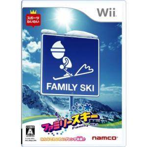 ファミリースキー/Wii|bookoffonline