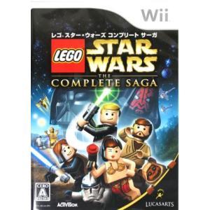 LEGO スター・ウォーズ コンプリート サーガ/Wii|bookoffonline