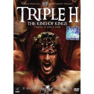 WWE トリプルH キング・オブ・キングス/トリプルH|bookoffonline