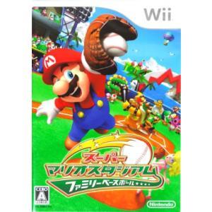 スーパーマリオスタジアム ファミリーベースボール/Wii|bookoffonline