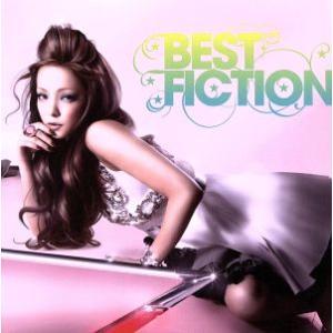 BEST FICTION(DVD付)/安室奈美恵