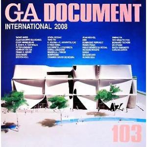 GA DOCUMENT(103) 世界の建築/建築文化・建造物(その他)|bookoffonline