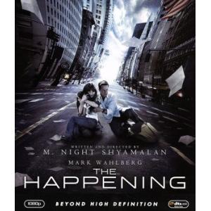 ハプニング(Blu−ray Disc)/マーク・ウォールバーグ,ズーイー・デシャネル,ジョン・レグイ...