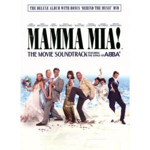 マンマ・ミーア!−ザ・ムーヴィー・サウンドトラック デラックス・エディション(DVD付)/(オリジナ...