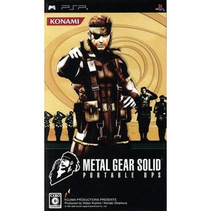 METAL GEAR SOLID ポータブル・オプス/PSP bookoffonline