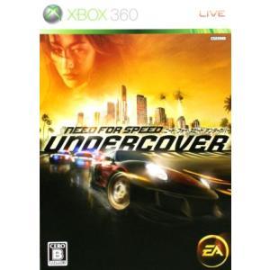 ニード・フォー・スピード アンダーカバー/Xbox360|bookoffonline