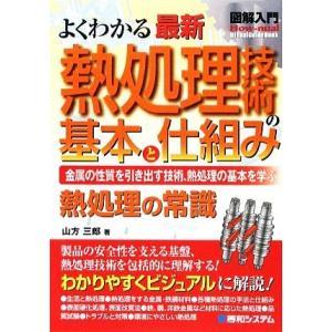 図解入門 よくわかる最新熱処理技術の基本と仕組み 熱処理の常識 How‐nual Visual Guide Book/山方三郎【著】