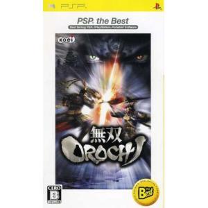 無双OROCHI PSP the Best/PSP bookoffonline