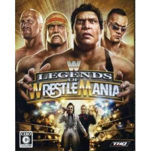 WWE レジェンズ・オブ・レッスルマニア/PS3|bookoffonline