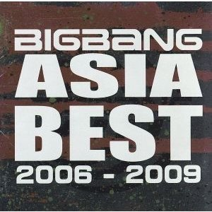 ASIA BEST 2006−2009/BIGBANGの画像
