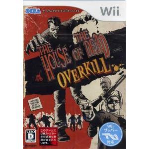 ザ・ハウス・オブ・ザ・デッド:オーバーキル/Wii|bookoffonline