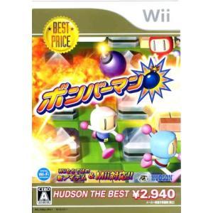 ボンバーマン ハドソン・ザ・ベスト/Wii|bookoffonline