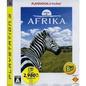 AFRIKA PLAYSTATION3 the Best/PS3|bookoffonline