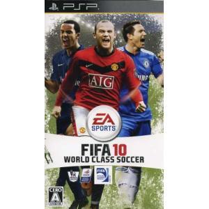 FIFA10 ワールドクラス サッカー/PSP bookoffonline