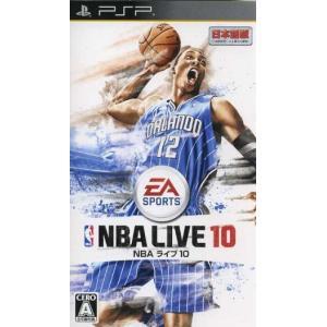 NBA LIVE 10/PSP bookoffonline