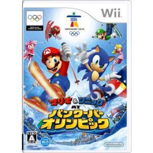 マリオ&ソニック AT バンクーバーオリンピック/Wii|bookoffonline