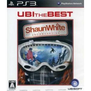 ショーン・ホワイト スノーボード ユービーアイ・ザ・ベスト/PS3|bookoffonline