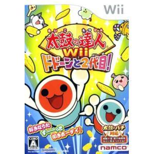 太鼓の達人Wii ドドーンと2代目!/Wii|bookoffonline