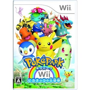 ポケパークWii 〜ピカチュウの大冒険〜/Wii|bookoffonline