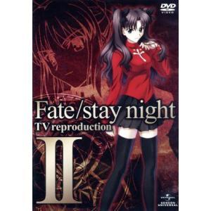 Fate/stay night TV reproduction II/奈須きのこ(原作),TYPE−...