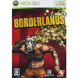 ボーダーランズ/Xbox360|bookoffonline