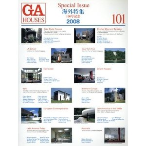 GA HOUSES(101) Special Issue 海外特集2008/テクノロジー・環境(その他)|bookoffonline