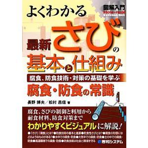 図解入門 よくわかる最新さびの基本と仕組み 腐食・防食の常識 How‐nual Visual Guide Book/長野博夫,松村昌信【著】