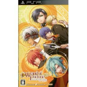ワンド オブ フォーチュン ポータブル/PSP|bookoffonline