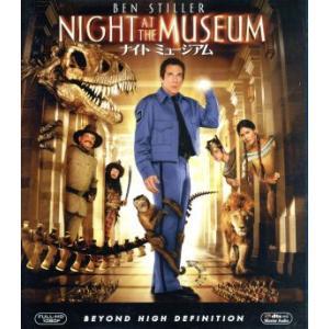 ナイトミュージアム(Blu−ray Disc)/ベン・スティラー,ロビン・ウィリアムズ,カーラ・グギ...