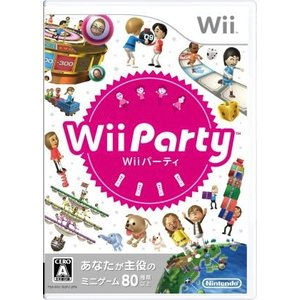 Wii Party<ソフト単品>/Wii|bookoffonline
