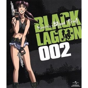 OVA BLACK LAGOON Roberta's Blood Trail 002(Blu−ray...