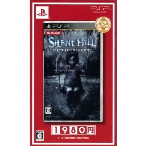 SILENT HILL シャッタードメモリーズ ベストセレクション/PSP bookoffonline