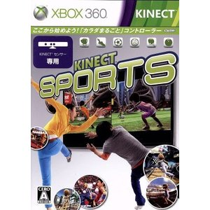 Kinect スポーツ/Xbox360|bookoffonline