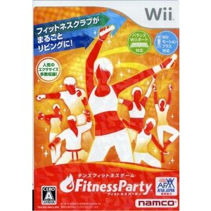 Fitness Party/Wii|bookoffonline