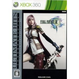 ファイナルファンタジーXIII アルティメットヒッツ インターナショナル/Xbox360|bookoffonline