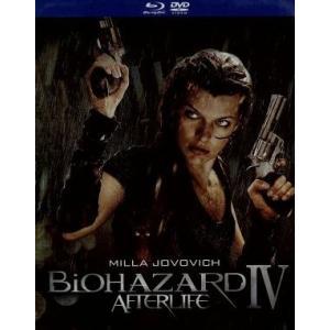 バイオハザードIV アフターライフ ブルーレイ&DVDセット...