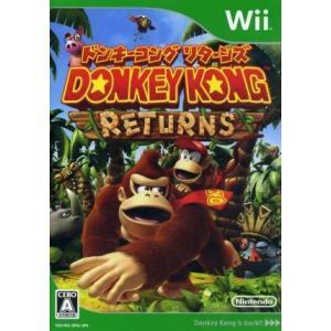 ドンキーコングリターンズ/Wii|bookoffonline