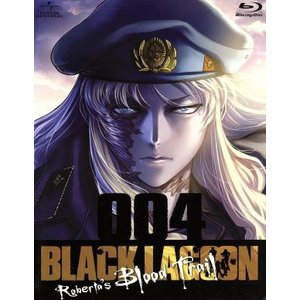 OVA BLACK LAGOON Roberta's Blood Trail 004(Blu−ray...