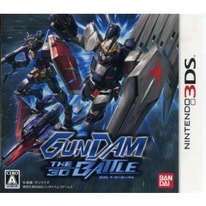 GUNDAM THE 3D BATTLE/ニンテンドー3DS|bookoffonline