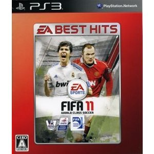 FIFA11 ワールドクラス サッカー EA BEST HITS/PS3|bookoffonline