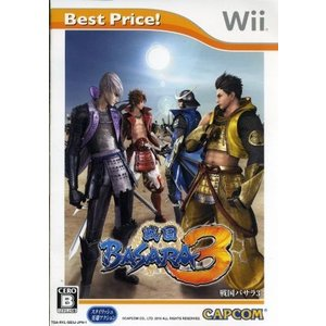 戦国BASARA3 Best Price!/Wii|bookoffonline