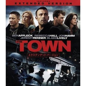 ザ・タウン<エクステンデッド・バージョン>ブルーレイ&DVDセット(Blu−ray Disc)/ベン...