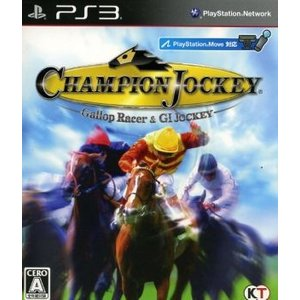 Champion Jockey : Gallop Racer & GI Jockey/PS3|bookoffonline