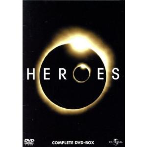 HEROES コンプリート DVD−BOX/マイロ・ヴィンティミリア,マシ・オカ,ヘイデン・パネッティーア|bookoffonline