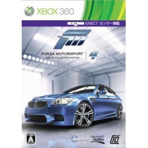 Forza Motorsport 4 <リミテッドエディション>/Xbox360|bookoffonline