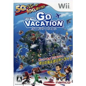 GO VACATION/Wii|bookoffonline